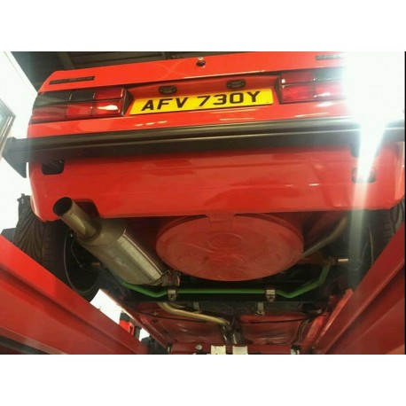 "Mk1 Golf 2.5"" exhaust system"