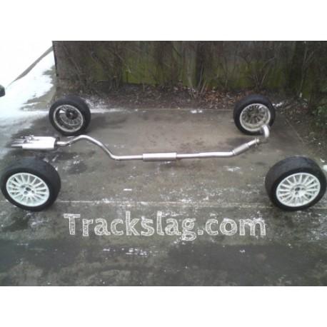 "MK2 Golf 2.5"" exhaust system"